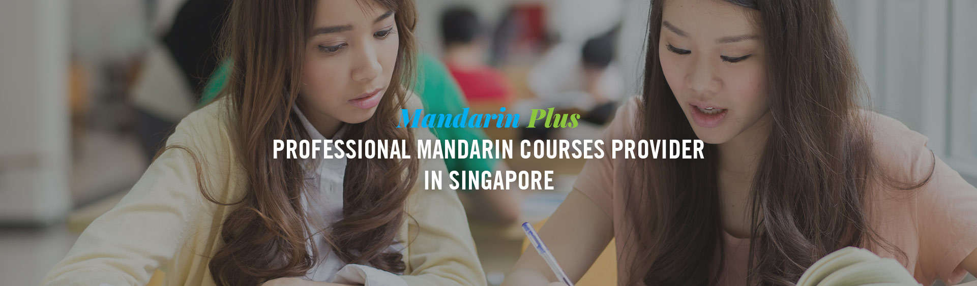 professional mandarin courses provider in singapore