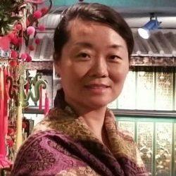 Teacher Fannie Zhang Fan